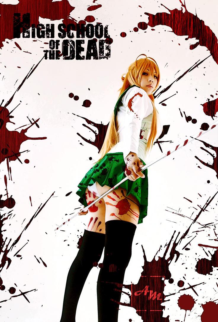 Rei Miyamoto - H.O.T.D. by shalafidalamar21