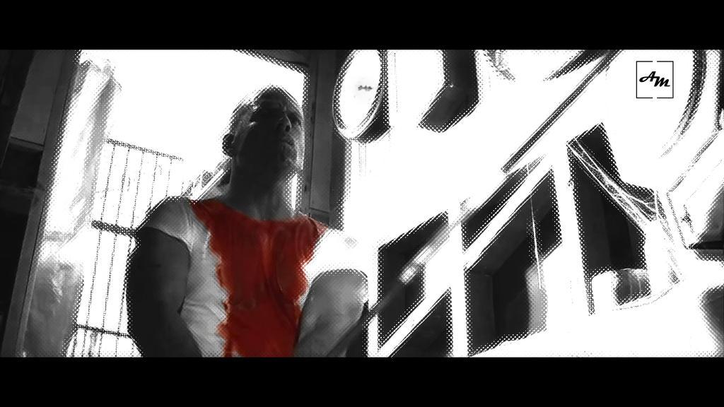 Pulp Fiction Bruce by shalafidalamar21