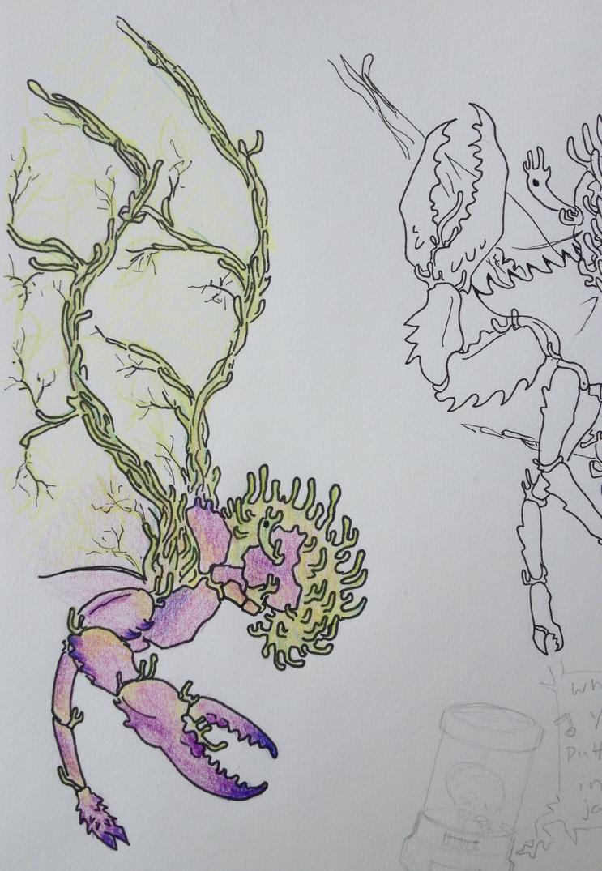 Migo Doodle by Dragoonfliy