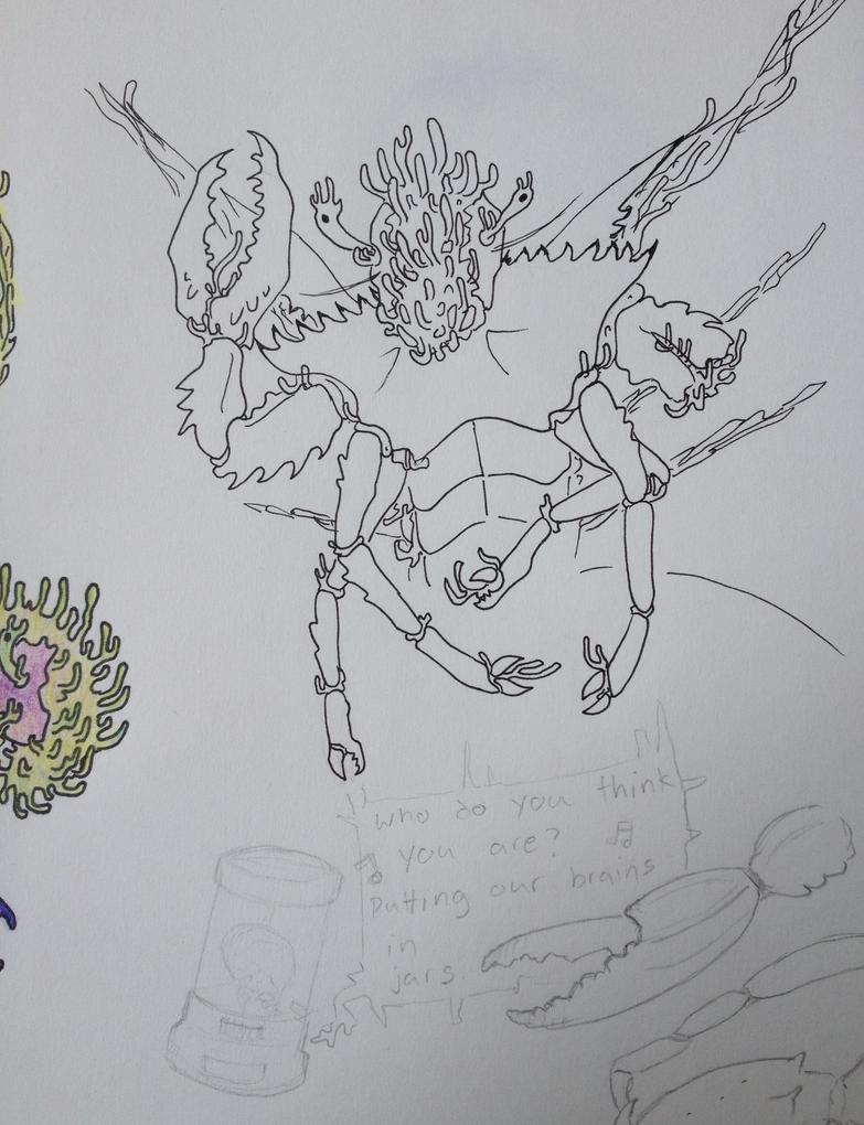Migo Doodle 2 by Dragoonfliy