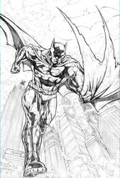 Batman 01 by jcwong