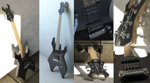 Warlock guitar