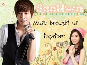 SeoHwa couple. by pinkcaddy17