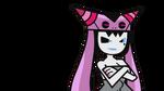 Mystique Sonia smile