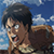 Eren Yelling by AmagyDragon25