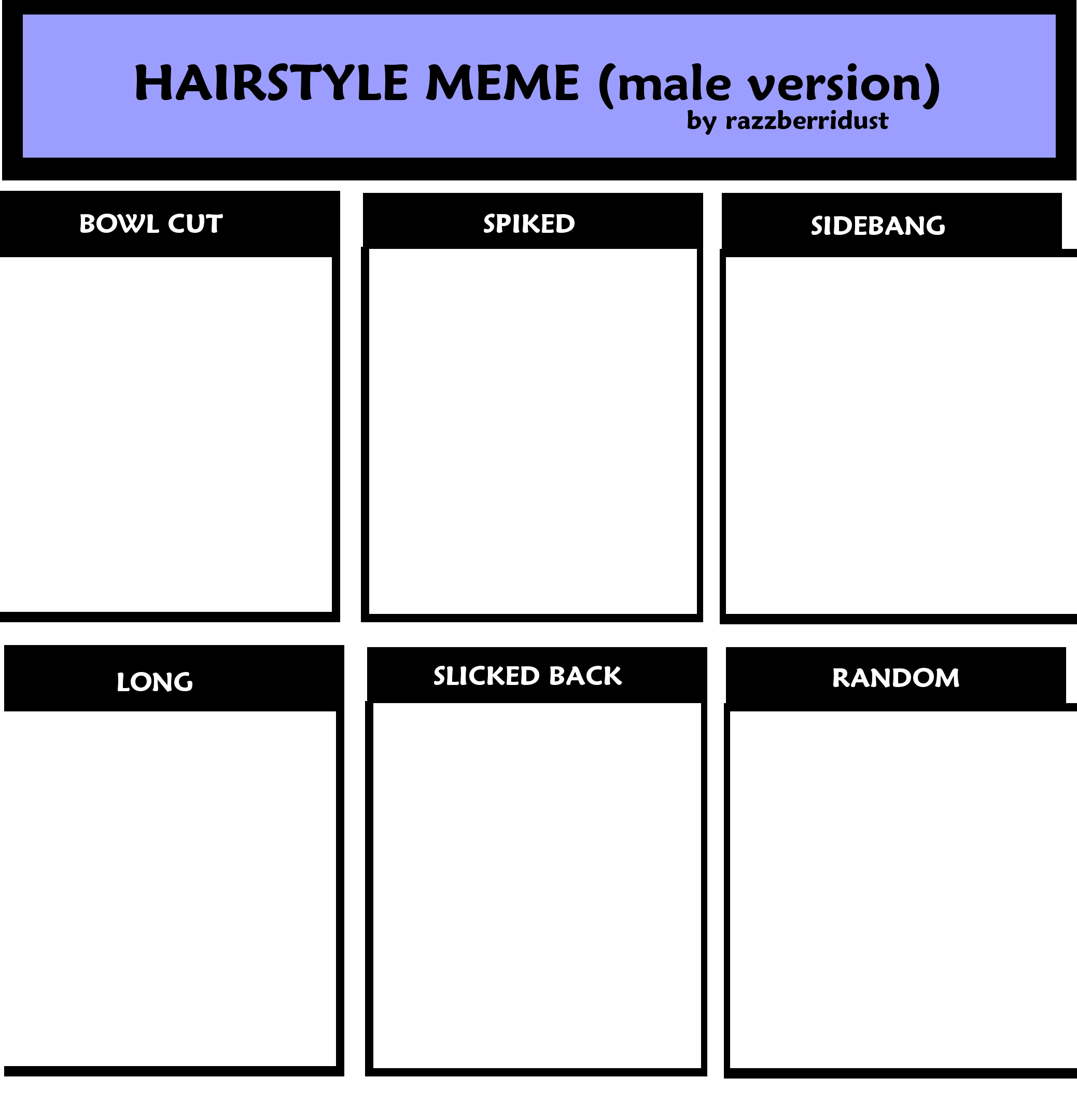 Hairstyle Meme Hairstyle