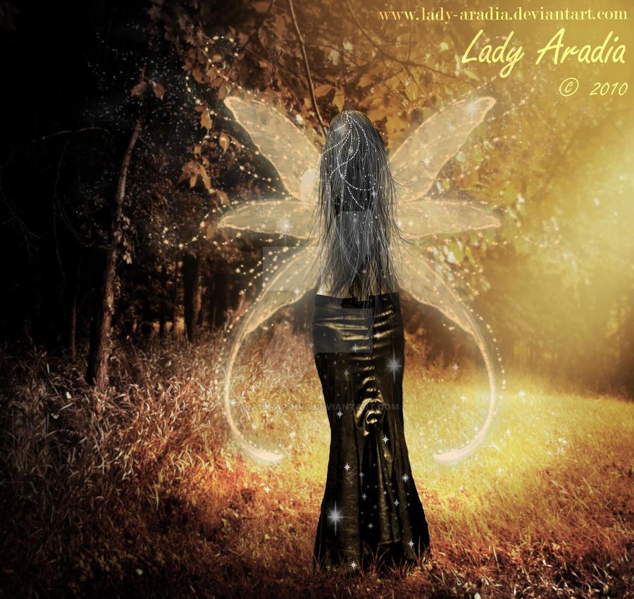 fairy dreams by Lady-ArAdiA