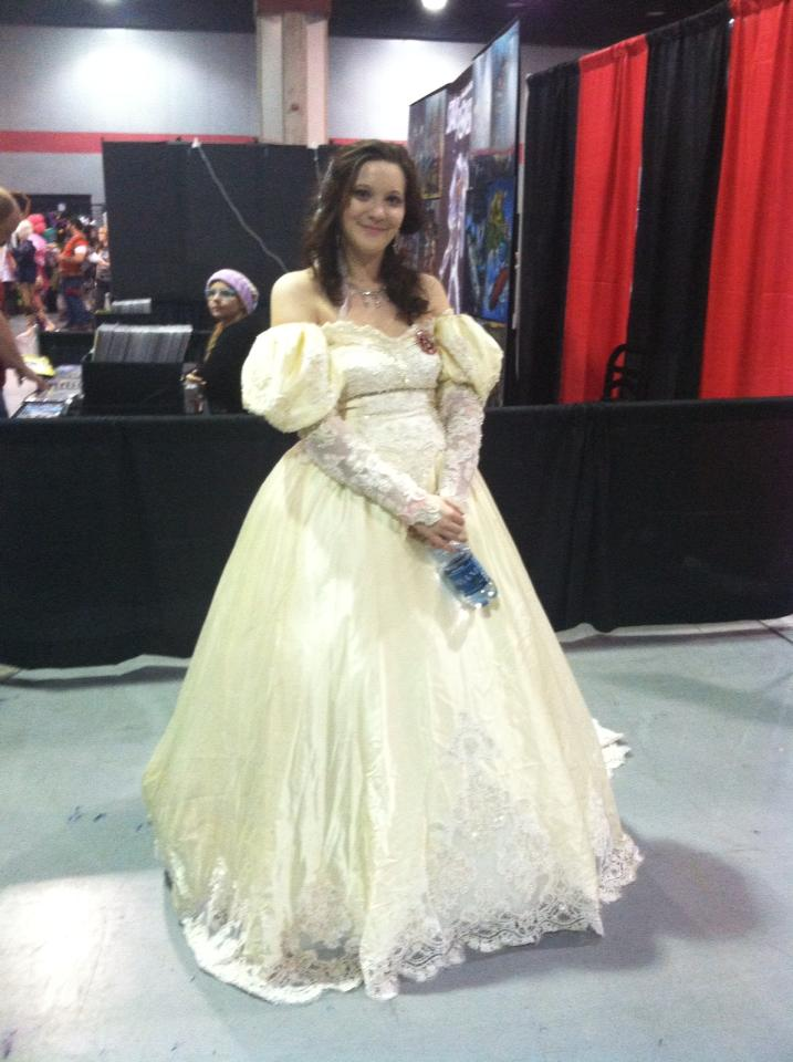 Labyrinth Sarah Ball Gown