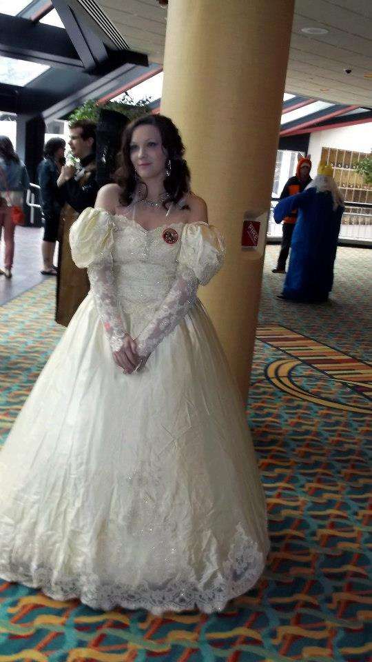 MTAC 2013: Sarah\'s Ballgown, Labyrinth by SydneyMayhem on DeviantArt