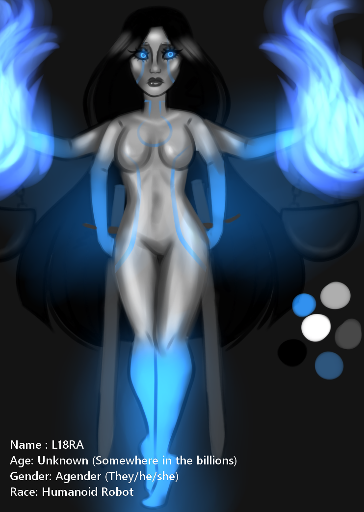 L18RA, the Ancient Guardian of Balance