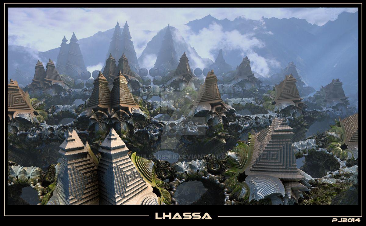 Lhassa by pulsar69fr