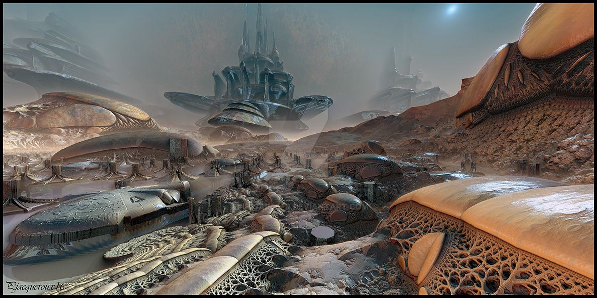 The colony by pulsar69fr