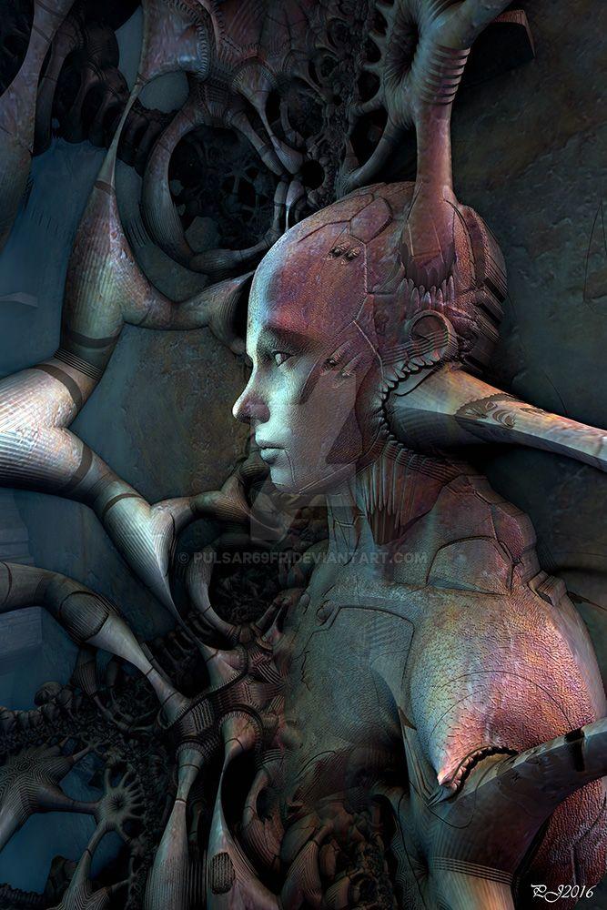 cyborg by pulsar69fr