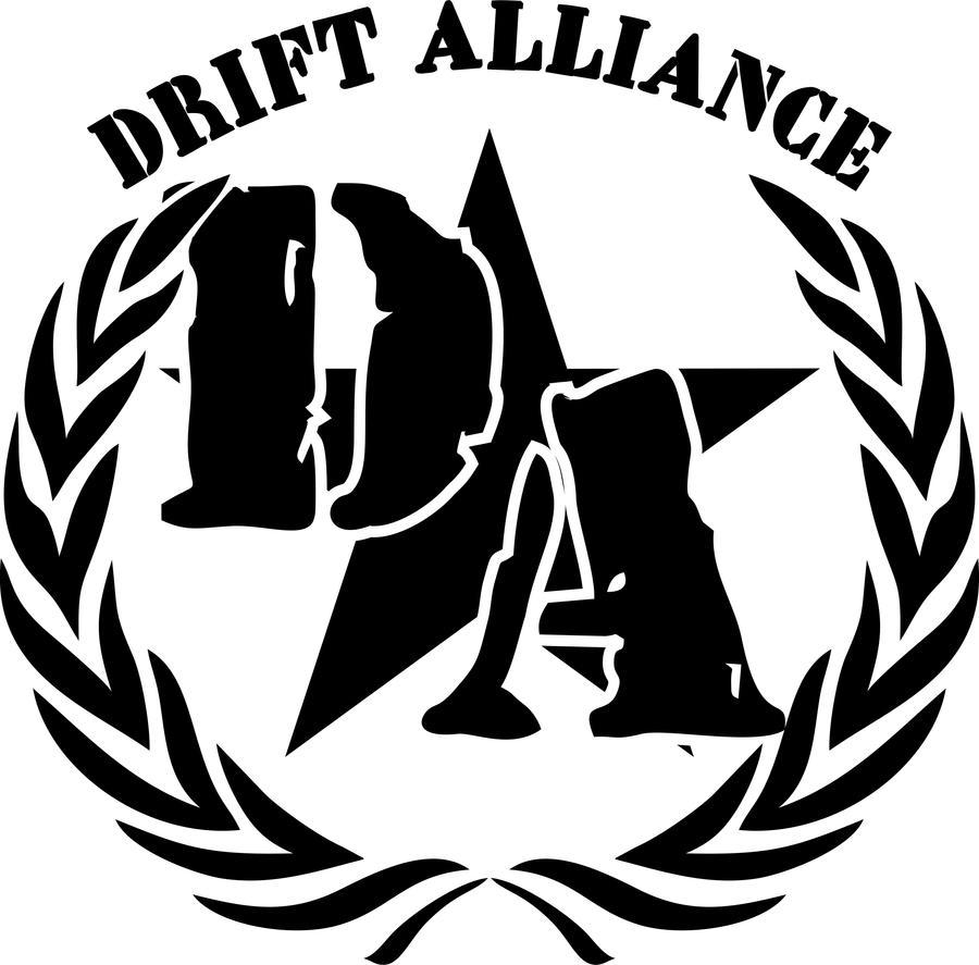 Drift Alliance Logo by Showdown-king99 on DeviantArt