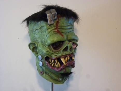 Frankenfink mask 2
