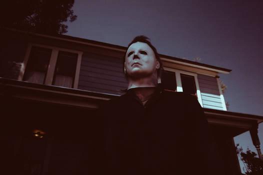 Doug Tait as the SHAPE