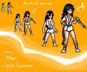 Hibari character- from SH