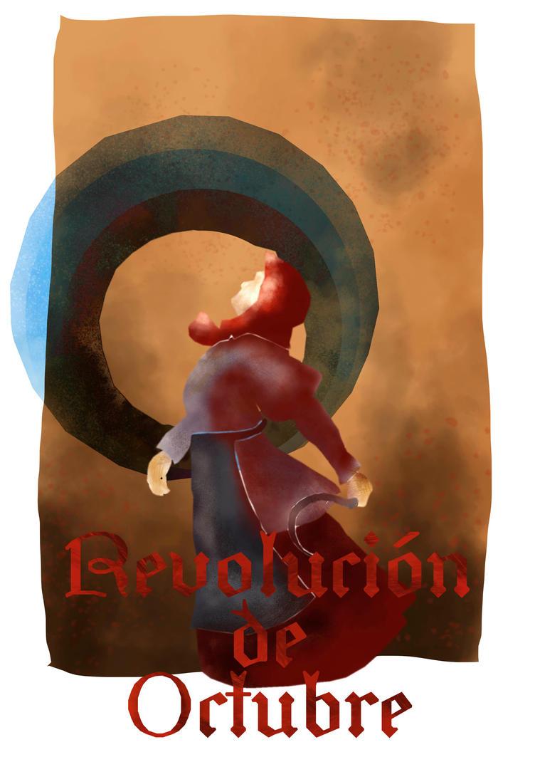 October Revolution by LizP