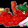 Strawberry Munchies by foxyko