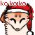 Kokoko Icon by foxyko