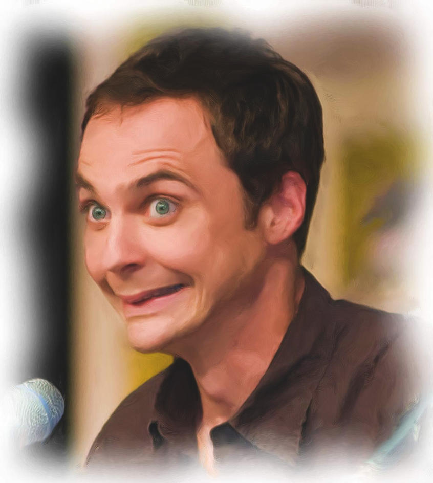 May The 4th Be With You Sheldon Cooper: Sheldon's Creepy Smile By Condorinka77 On DeviantArt
