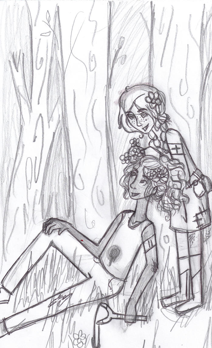 Prim and Rue by DandStuffroxs