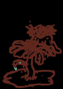 Polarization Fan Art Minecraft Honey Just Sketch By Evolepaillan On Deviantart