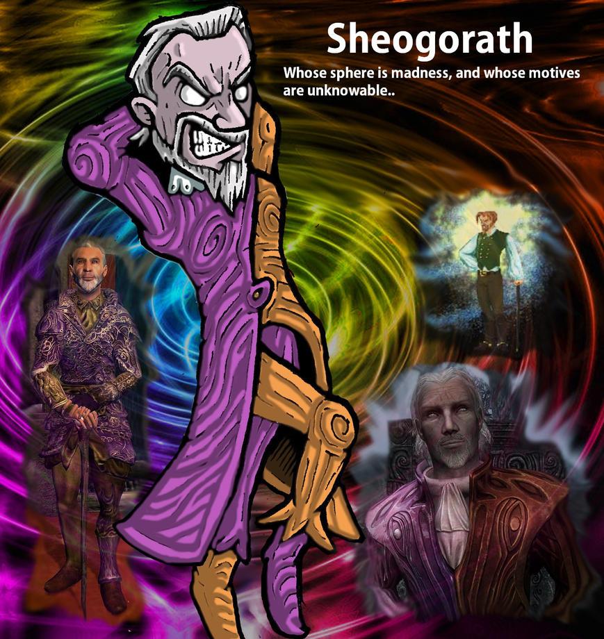 Sheogorath Wallpaper