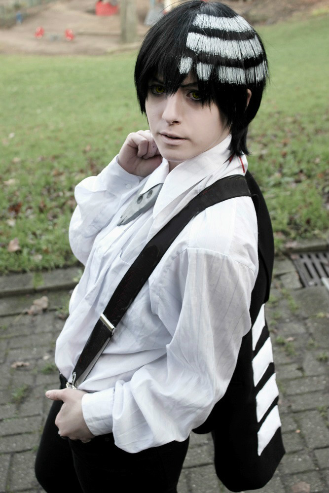 Soul Eater-Death The Kid cosplay by TamaniCosplay on ...