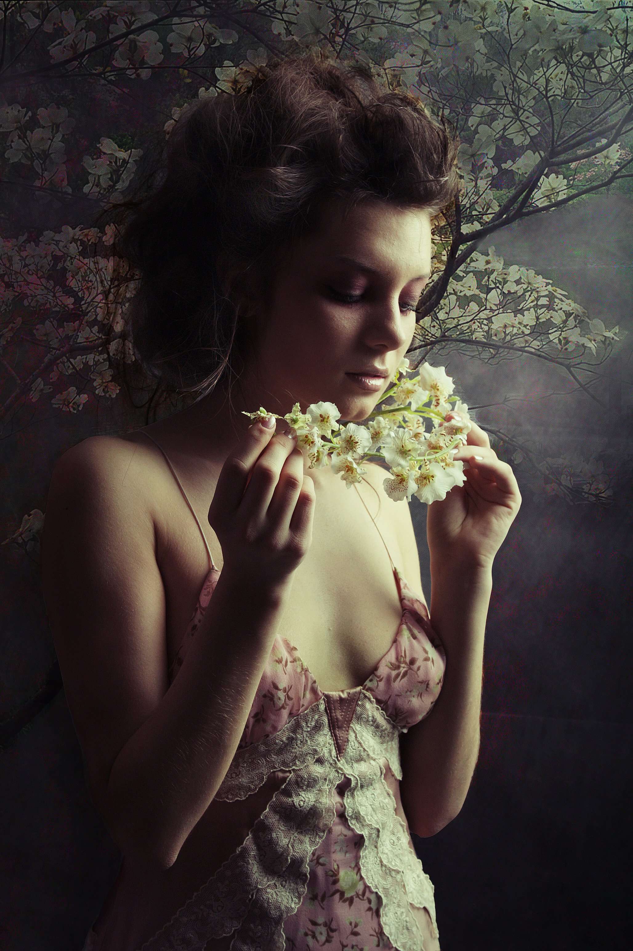 Flower spirit by NikotinAmidBoo