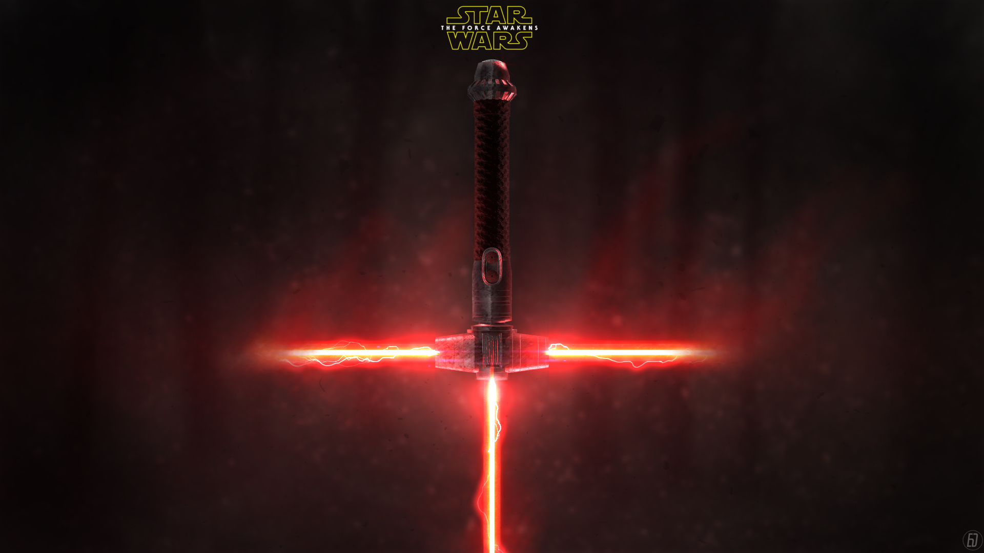 Star Wars The Force Awakens New Lightsaber By Spiritdsgn On Deviantart