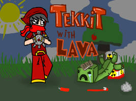 Tekkit with Lava (pic for non-existent series)