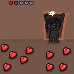 Minefield of Hearts - Binding of Isaac FanArt