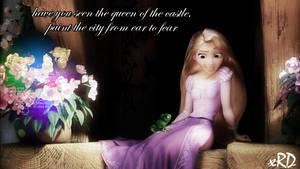 Rapunzel x Tangled