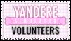YandereSimVolunteers' Group Stamp by ThomLaurent