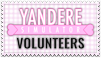 YandereSimVolunteers' Group Stamp by ThomLaurent