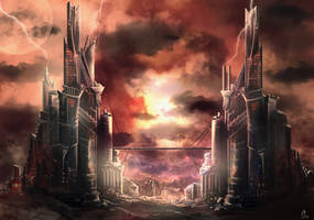 WRATH GATE by behindspace99