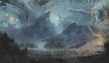 elemental plane by behindspace99