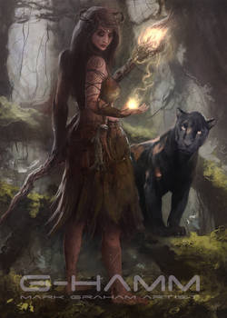 druid female B