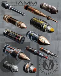 sci-fi Ammo