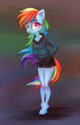Rainbow by CleverPon