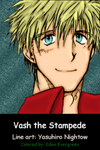 Trigun: Vash, Blonde