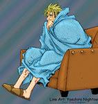 Trigun: Vash blanketed