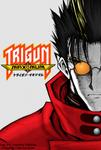 Trigun Maximum: Vash (high contrast)