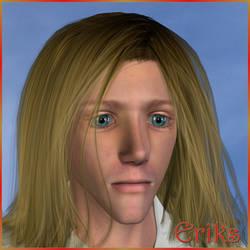 Trigun: Eriks (3D) by EdenEvergreen