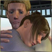 Trigun: Farewell, friend (2) by EdenEvergreen
