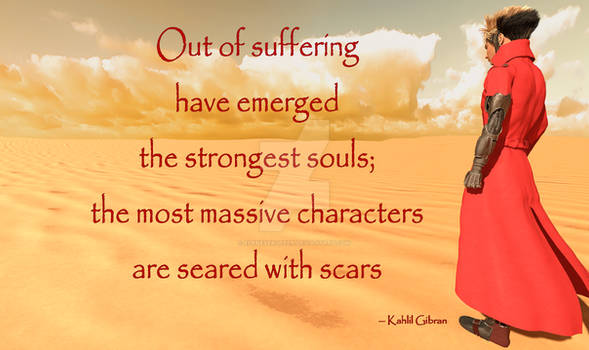 Scars Quote KG