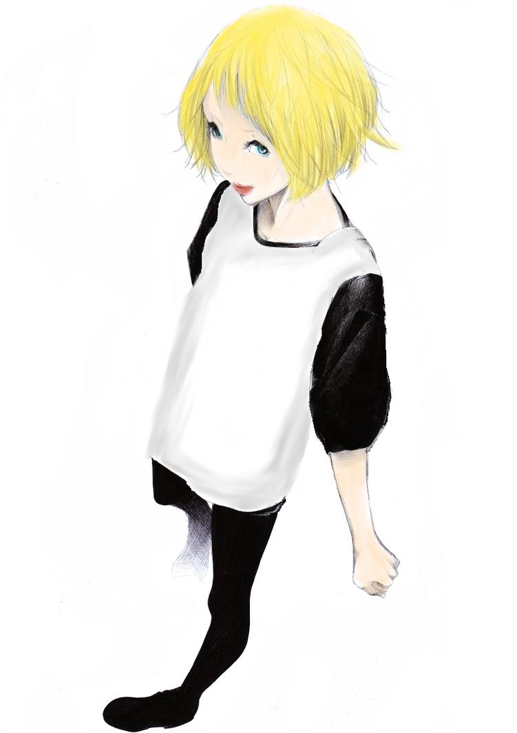 Happy Birthday Ebony by Hentai-Lover-18