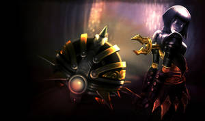 Orianna: Bladecraft by LTRahRah55