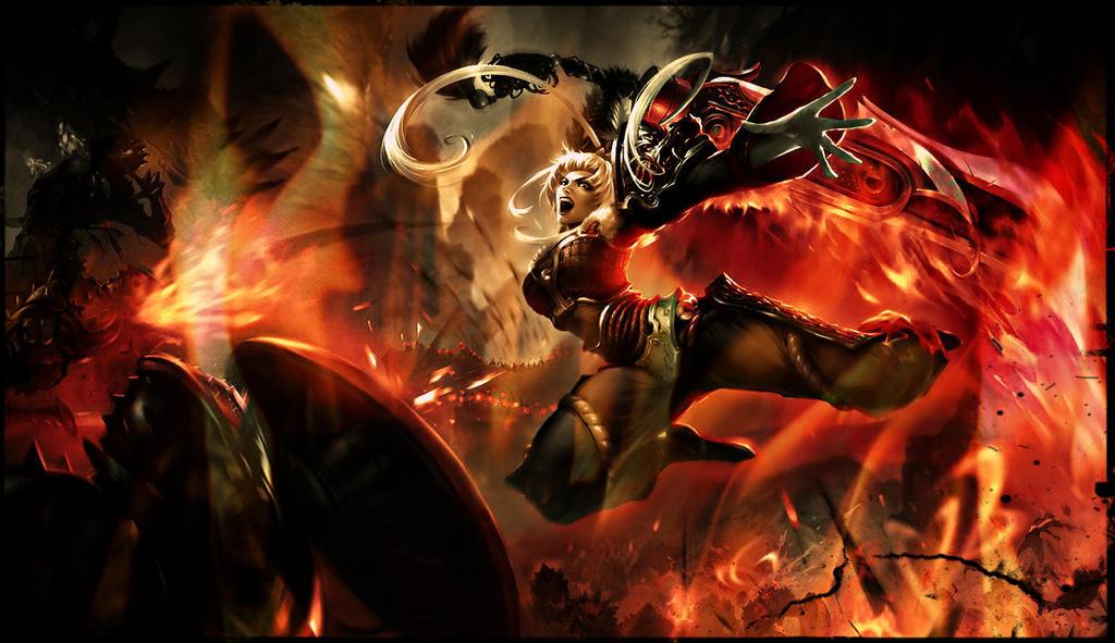 Dragon Blade Riven By LTRahRah55